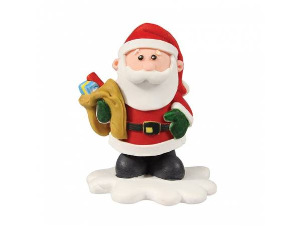 Père Noël fun en sucre
