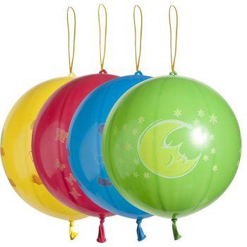 50 ballons élastique riz multicolore