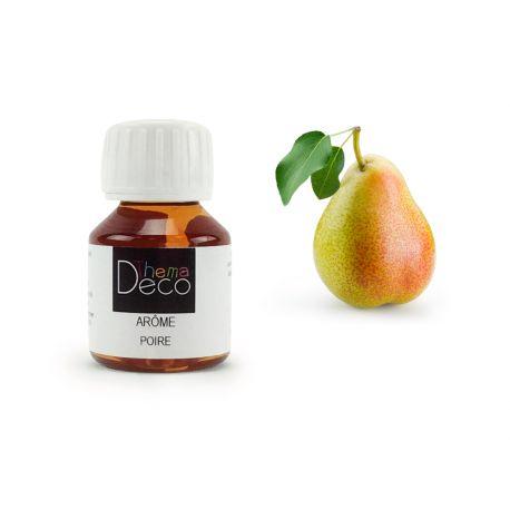Arôme concentré vous permettant d'apporter en quelques gouttes du goût à vos desserts et gâteaux. Flacon de 58 ml.