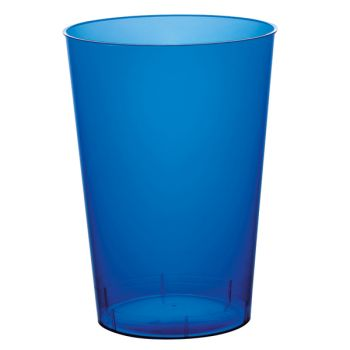 10 Gobelet PS bleu 20cl
