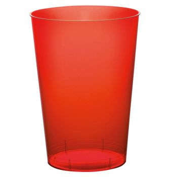 10 Gobelet PS rouge 20cl