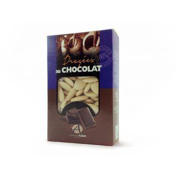 Dragées chocolat brillant écru 500gr