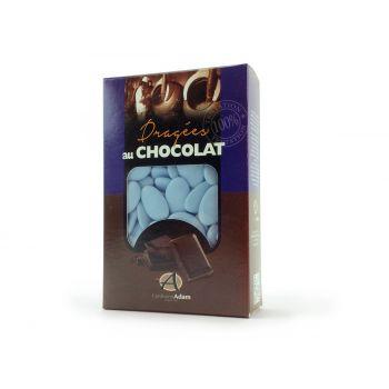 Dragées chocolat brillant lavande 500gr