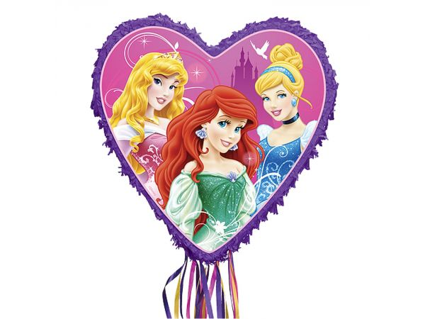 Pinata pull Princesse Disney
