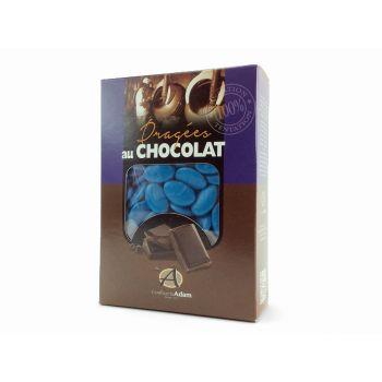 Dragées chocolat brillant outre mer 1Kg