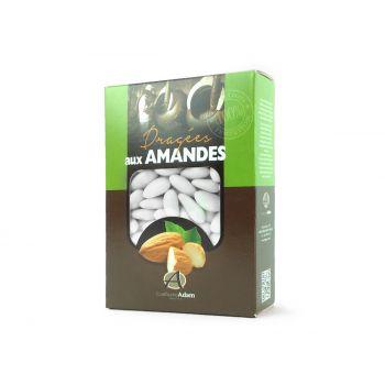 Dragées amandes Alsace blanches 1KG