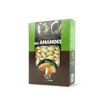 Dragées amandes Alsace écru 1KG