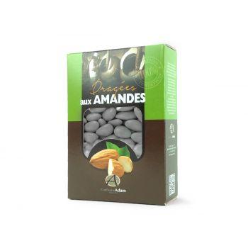 Dragées amandes Alsace gris lune 1KG