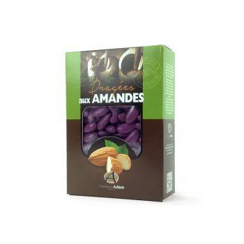 Dragées amandes Alsace violette 1KG