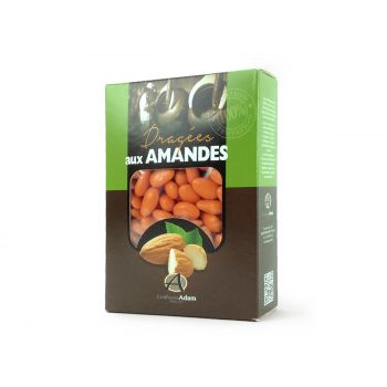 Dragées amandes Alsace orange 1KG