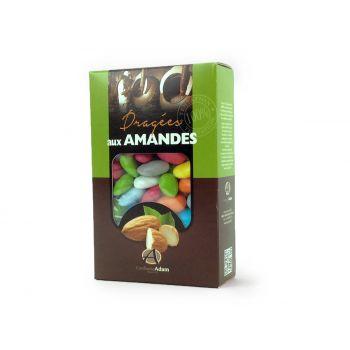 Dragées amandes Alsace multicolore 500gr