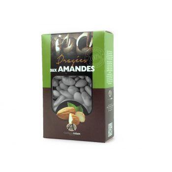 Dragées amandes Alsace gris lune 500gr
