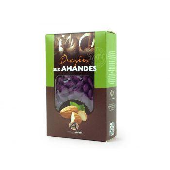 Dragées amandes Alsace violette 500gr