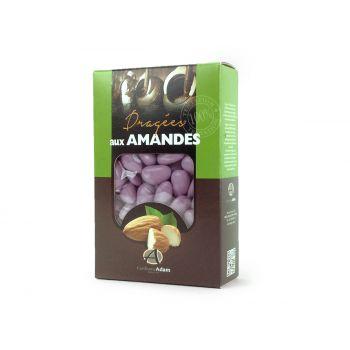 Dragées amandes Alsace lilas 500gr