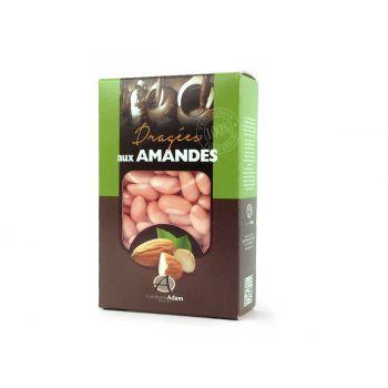 Dragées amandes Alsace corail 500gr