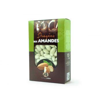 Dragées amandes Alsace vert d'eau 500gr