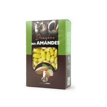 Dragées amandes Alsace bouton d'or 500gr