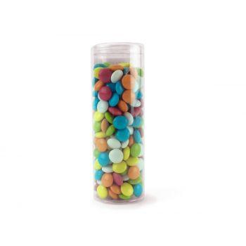 Confettis chocolat lait multicolore 90gr