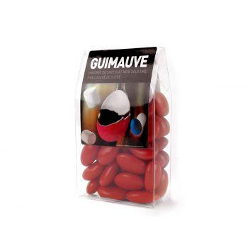 Dragées guimauve rouge tubos 150gr