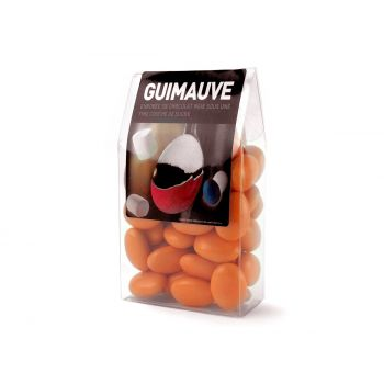 Dragées guimauve orange tubos 150gr