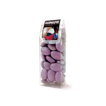 Dragées guimauve lilas tubos 150gr