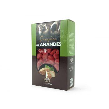 Dragées amandes Alsace rouge 500gr