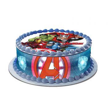 Kit Easycake Avengers