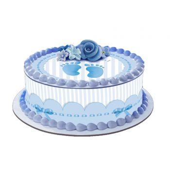 Kit Easycake Baby bleu