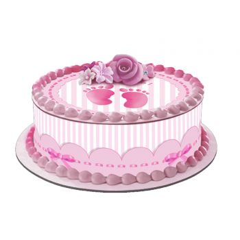 Kit Easycake Baby rose