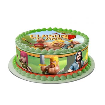 Kit Easycake Clash of clans