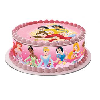 Kit Easycake Princesses Family