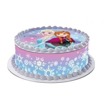 Kit Easycake Reine des neiges