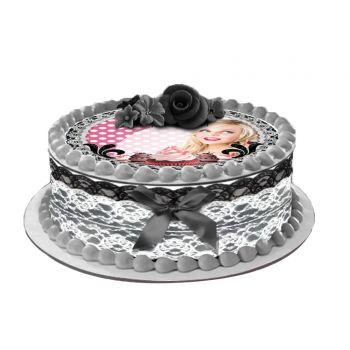 Kit Easycake pour gâteau personnalisé Cupcakes