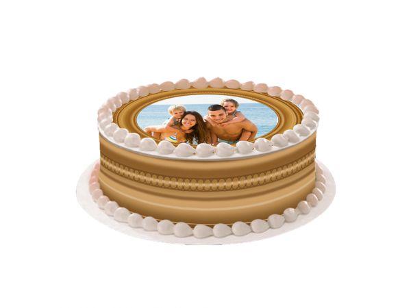 Kit deco azyme Easycake personnalisé décor Photobooth- Déco de gâteau