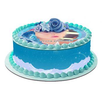 Kit Easycake pour gâteau personnalisé Glaciers
