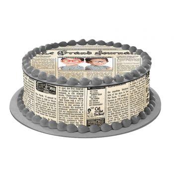 Kit Easycake pour gâteau personnalisé News