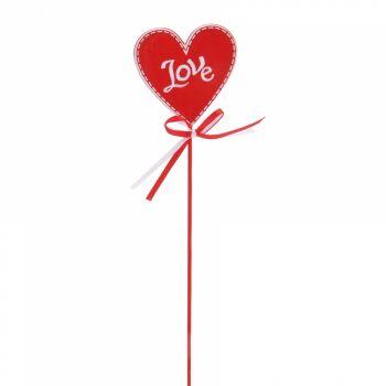 Pic décor coeur Love