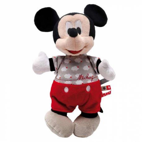 Mickey en peluche Dimensions: 20 x 29cm