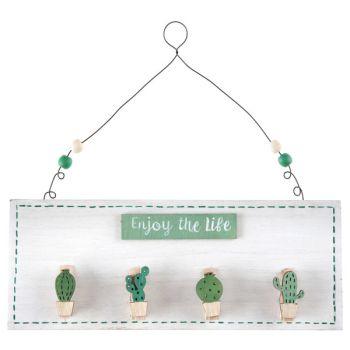 Pancarte cactus