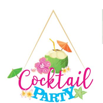 Suspension cocktail party