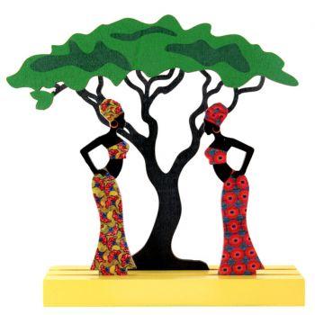 Décor à poser Africa