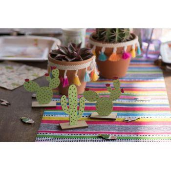 Décor à poser Cactus