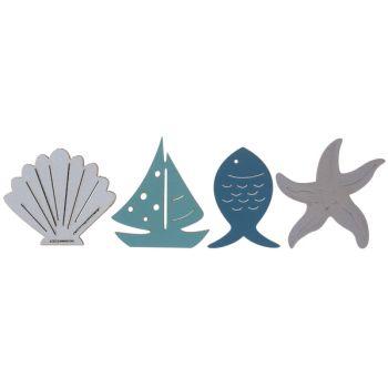 16 décors en bois bord de mer