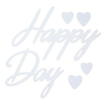 Happy Day autocollant
