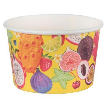 10 ramequins Tutti frutti