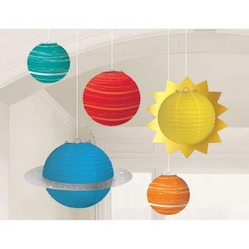 5 Lanternes Planète