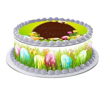 Kit Easycake Pâques Chasse aux oeufs