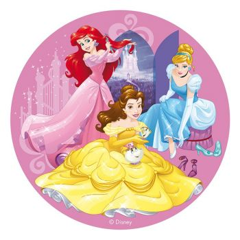 Disque azyme Princesses 20 cm
