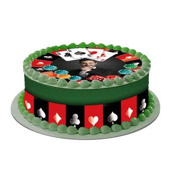 Kit Easycake Poker à personnaliser