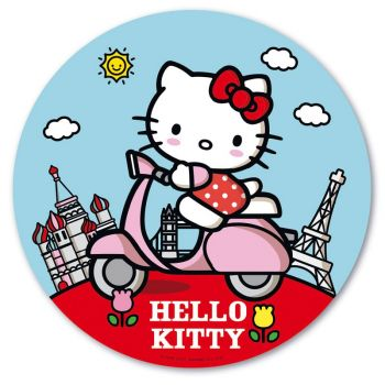 Disque azyme Hello Kitty Paris 20 cm